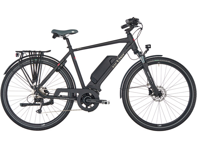 ortler montana eco e trekking bike black at. Black Bedroom Furniture Sets. Home Design Ideas